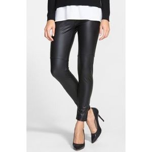 NWT Lysse Faux Leather Leggings Small